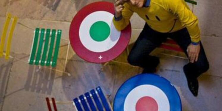 Castelbajac signe du mobilier pour Fermob