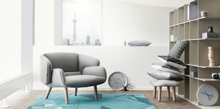 On craque pour Fusion by Nendo, la nouvelle collection de BoConcept