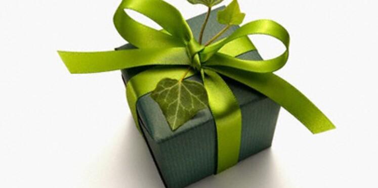 Noël : les Français prêts à acheter des cadeaux écolos