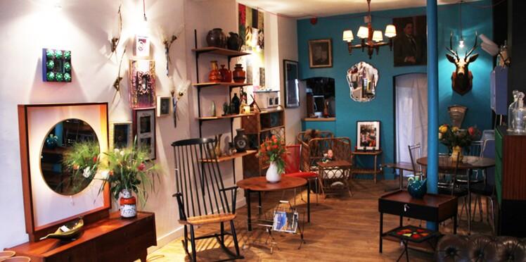 Old and New, le nouveau spot deco vintage à Paris