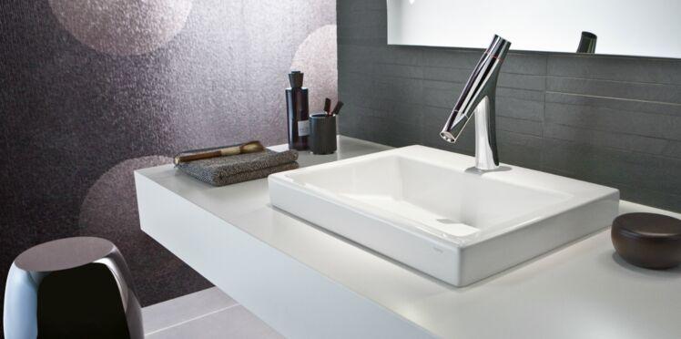 Accessoires de salle de bain signés Philippe Starck pour Axor