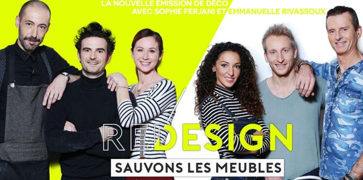 Redesign : la nouvelle émission de déco et d'upcycling sur M6