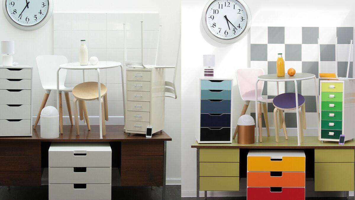Transformer Ses Meubles Ikea relookez vos meubles ikea : femme actuelle le mag