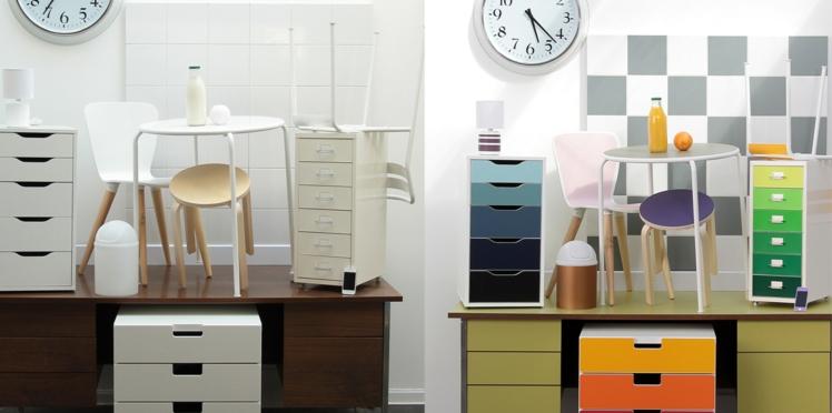 Relookez vos meubles Ikea