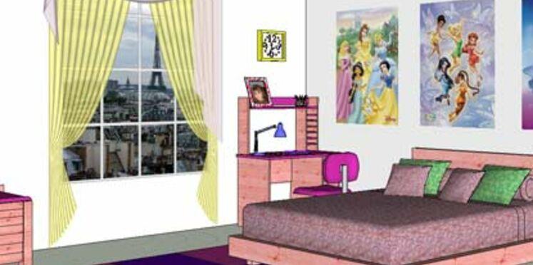 Best Fashion présente ses rideaux en 3D