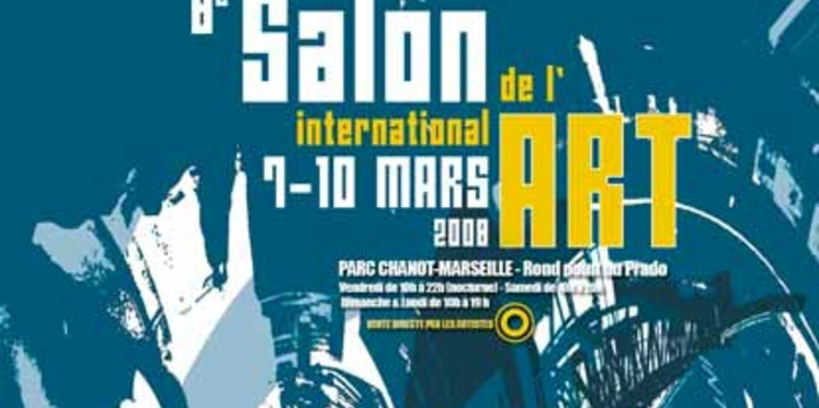 Le salon International de l'Art Contemporain à Marseille