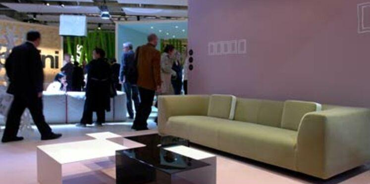 Le salon du meuble à Milan ouvre ses portes