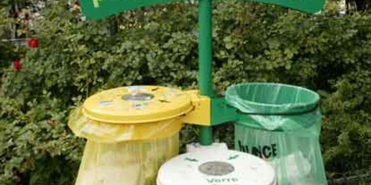 Semaine tri et propreté à Paris : le recyclage à l'honneur