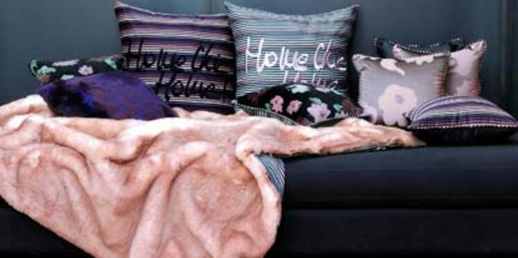 Sonia Rykiel Maison : de nouveaux tissus et accessoires