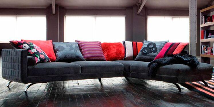 Une collection Sonia Rykiel Maison pour Roche Bobois