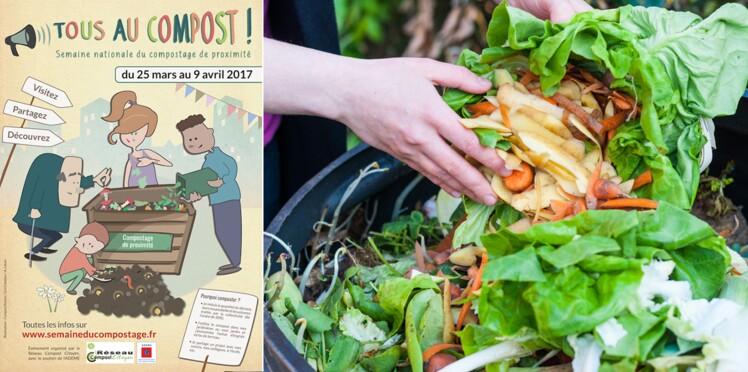 « Tous au compost ! » : 500 événements à travers la France pour se lancer dans le compostage de proximité