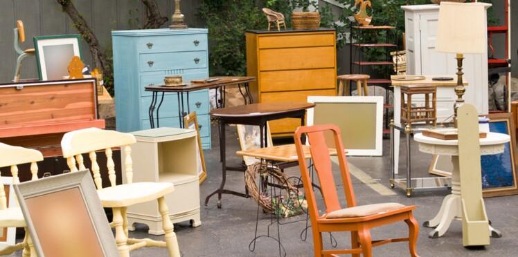 Une filière de recyclage pour nos vieux meubles