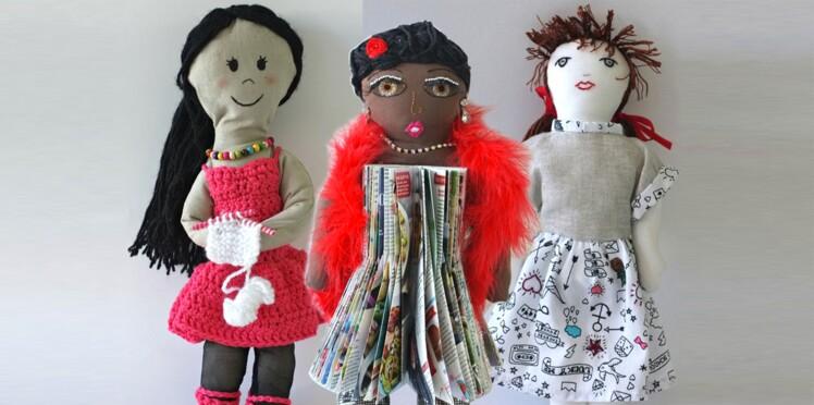 Une poupée = un enfant sauvé