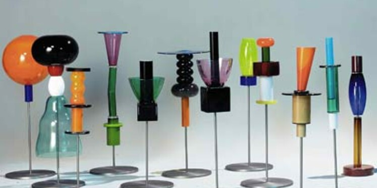 Vente d'objets de collection de design italien chez Christie's Paris le 27 mai prochain