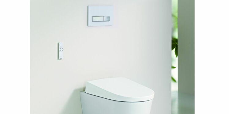 WC, la dernière nouveauté !