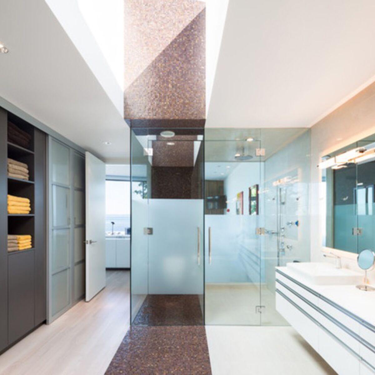 20 idées pour créer une lumière naturelle dans sa salle de bain