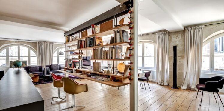 12 idées pour aménager un bureau dans son salon
