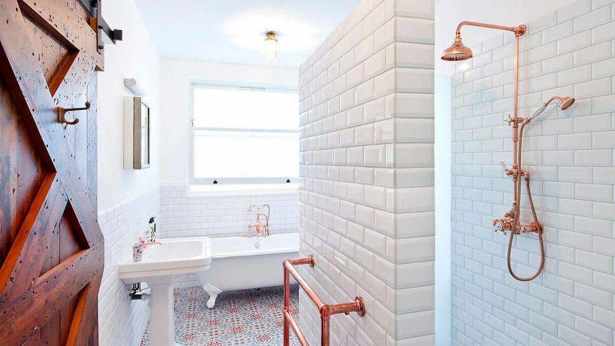 15 questions à se poser avant de carreler une salle de bains