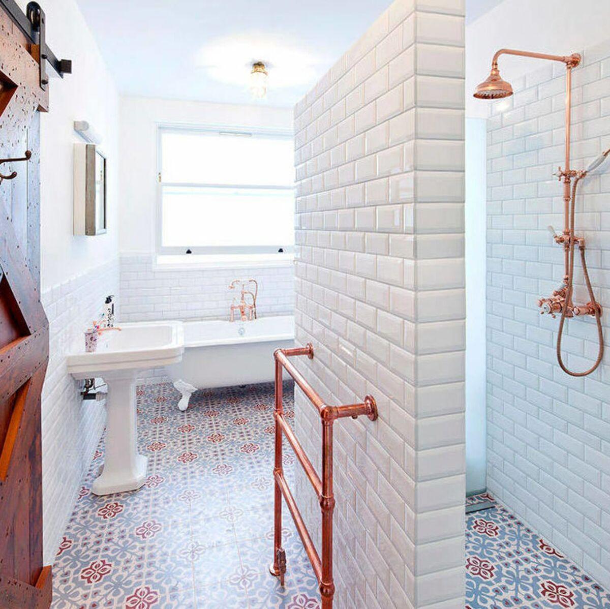 18 questions à se poser avant de carreler une salle de bains