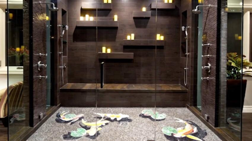 VIDÉO - Repéré sur les réseaux : 15 salles de bain spectaculaires