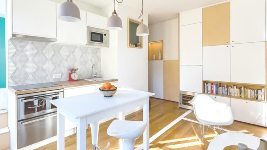 25 idées déco pour égayer une cuisine blanche