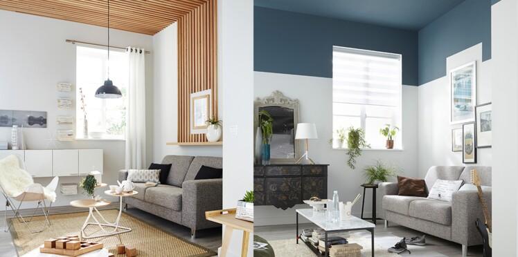 5 idées pour décorer son plafond