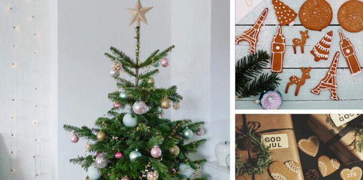 5 Instagram de Noël pour des idées déco de dernière minute