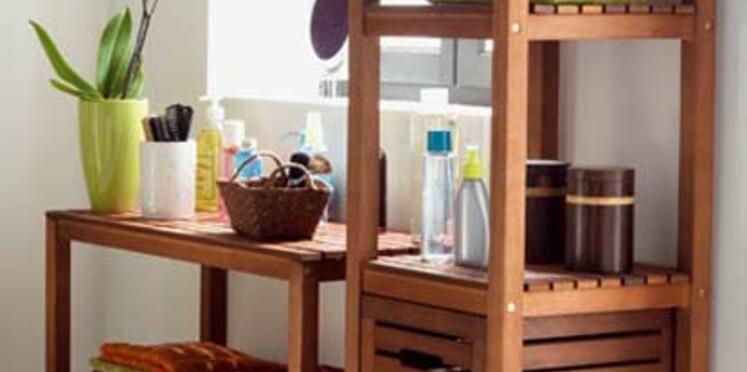 Des accessoires sympas pour la salle de bains