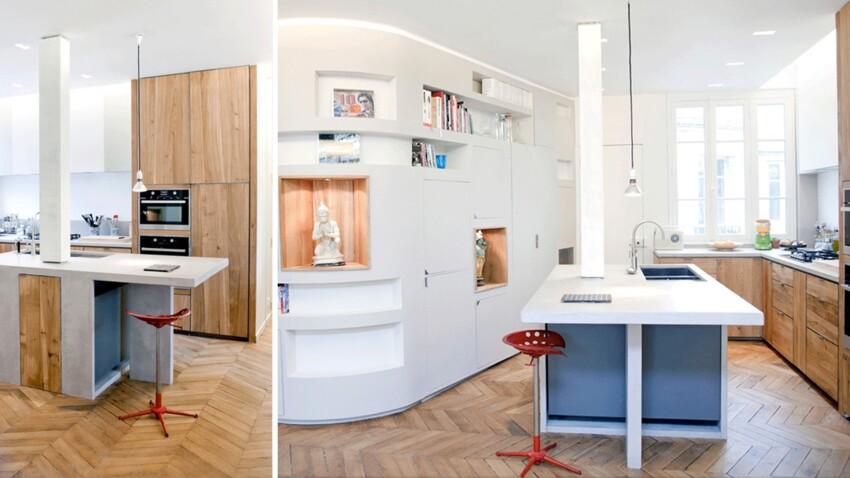 Aménager sa cuisine : 11 idées pour optimiser les angles
