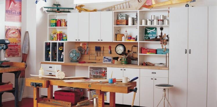 10 astuces pour un garage impeccable