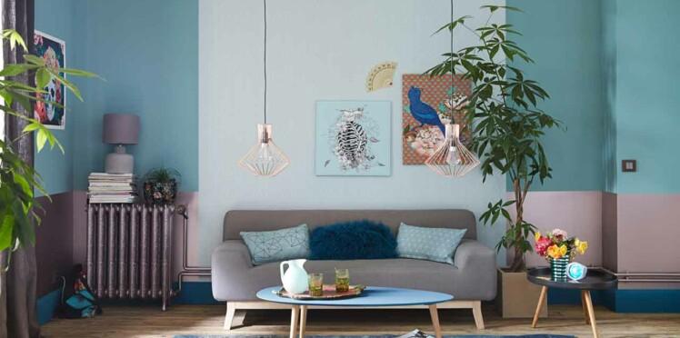 Association de couleurs vives et pastel : mode d'emploi