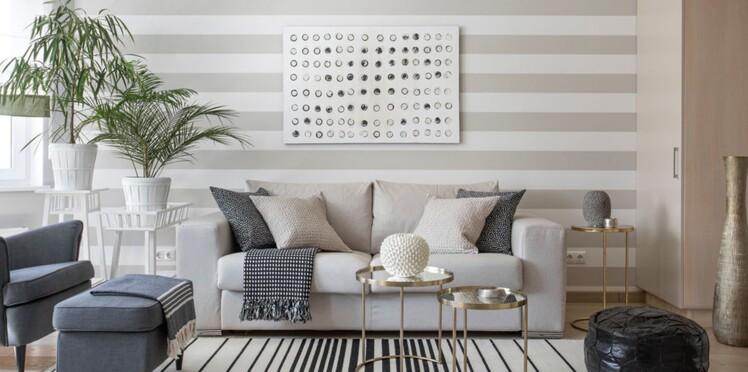 belles astuces d co pour agrandir visuellement une petite pi ce femme actuelle le mag. Black Bedroom Furniture Sets. Home Design Ideas