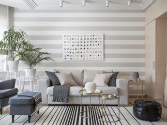 nos astuces d co pour agrandir une pi ce le choix des couleurs femme actuelle le mag. Black Bedroom Furniture Sets. Home Design Ideas