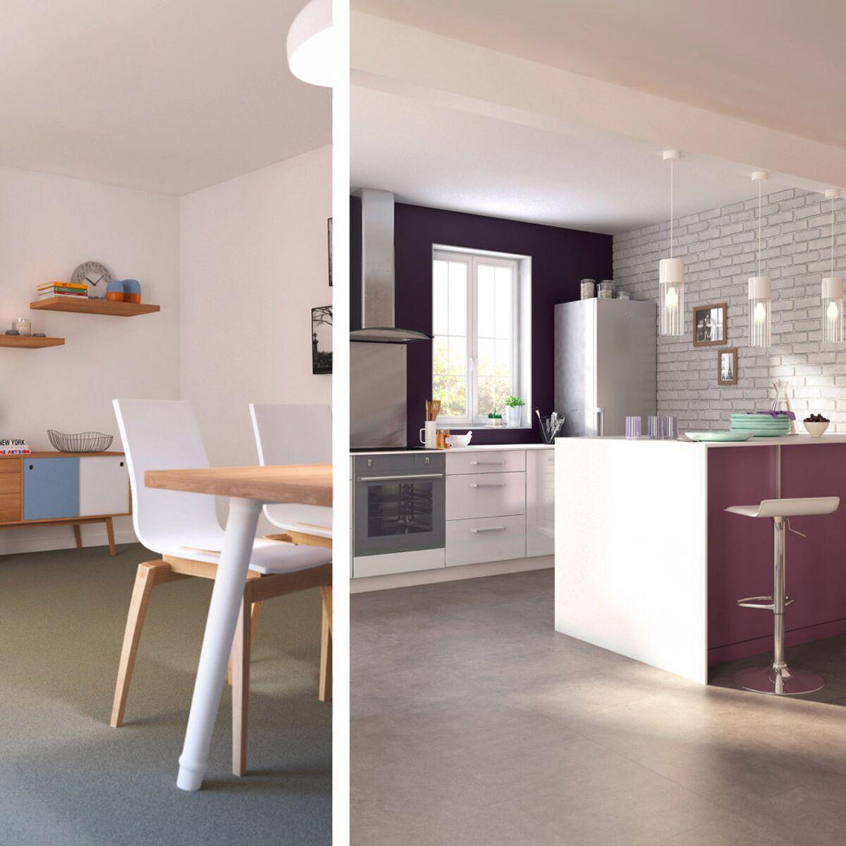 Ouvrir Une Cuisine Fermée avant/après : deux solutions pour aménager votre cuisine