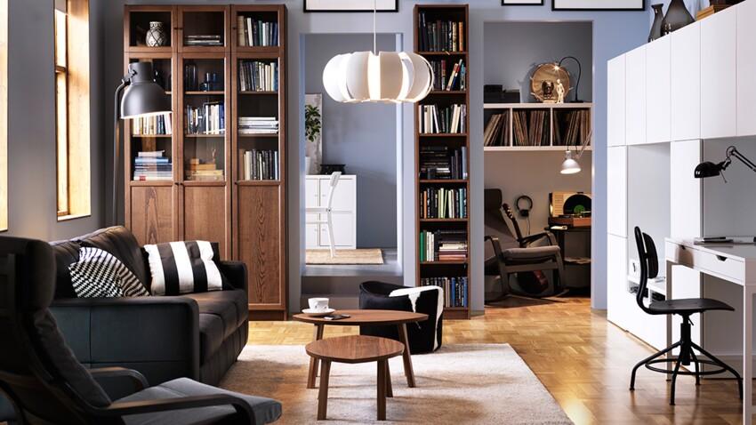 Bibliothèque IKEA : les modèles qu'on préfère