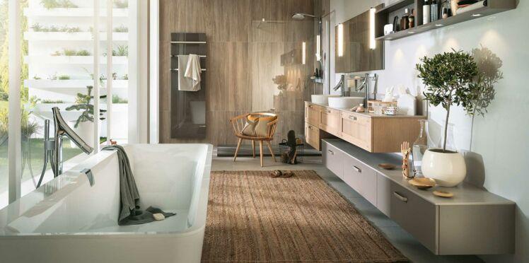 Nos bonnes idées de déco et d'aménagement pour votre salle de bain