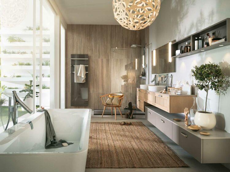 Nos bonnes idées de déco et d\'aménagement pour votre salle de bain ...