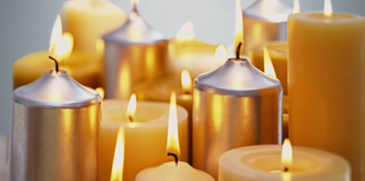 Noël : des bougies pour la maison