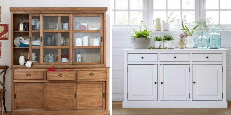 Buffet de cuisine ou vaisselier : comment choisir ?