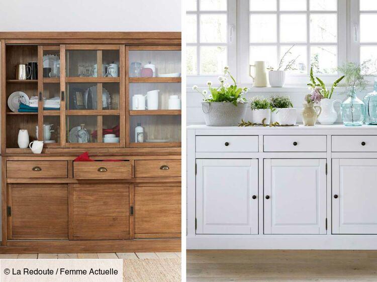 Buffet de cuisine ou vaisselier : comment choisir ? : Femme ...
