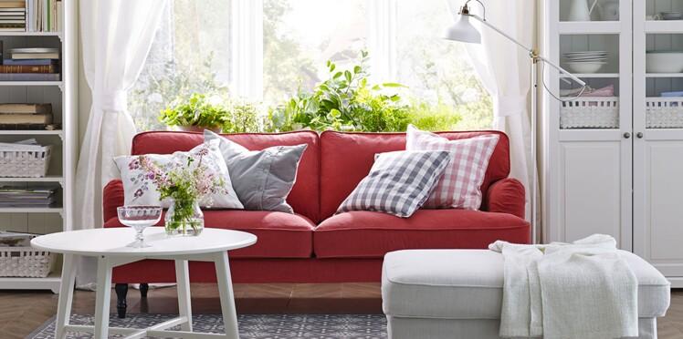 Canapés IKEA : notre sélection