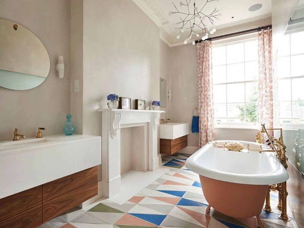 Idees Deco Salle De Bain Carrelage carrelage de salle de bains : 8 idées de sol inspirants