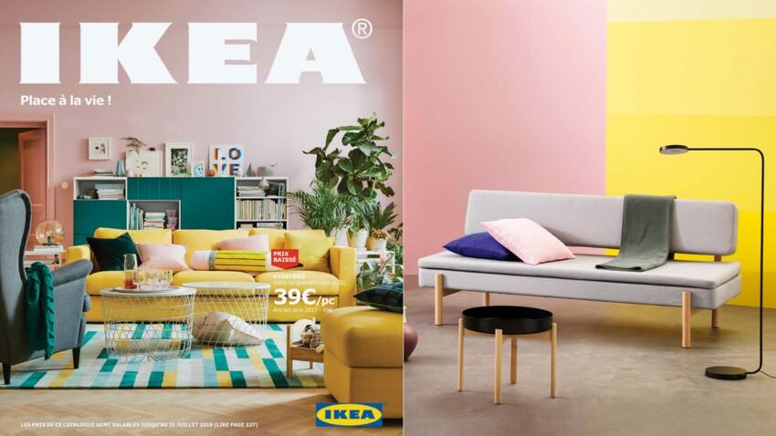 Catalogue IKEA 2018  : les premières nouveautés
