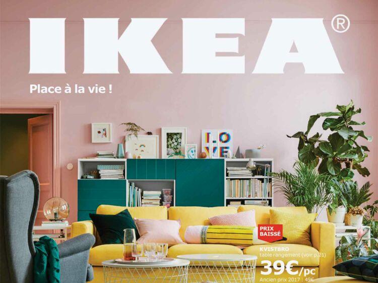 catalogue ikea 2018 les premi res nouveaut s femme actuelle le mag. Black Bedroom Furniture Sets. Home Design Ideas