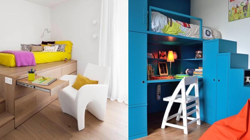 Chambre d'enfant : 12 astuces pour optimiser les petits espaces