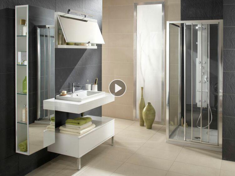 comment changer le carrelage de ma salle de bains femme actuelle le mag. Black Bedroom Furniture Sets. Home Design Ideas