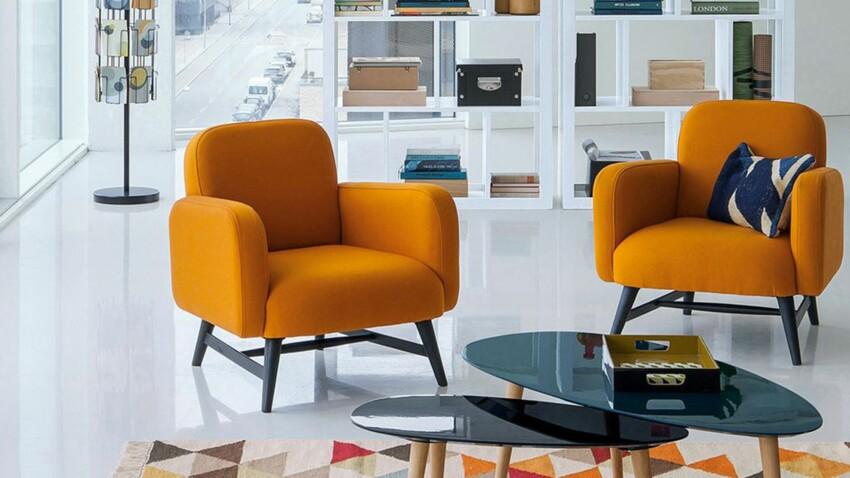 Chic, vintage, club, le fauteuil qu'il vous faut