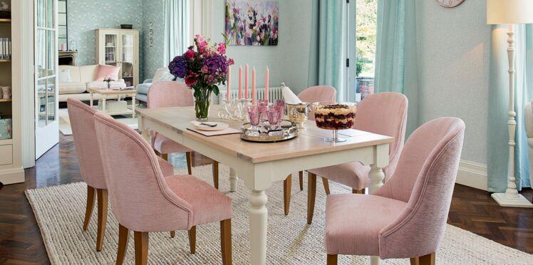 12 id es pour am nager un bureau dans son salon femme actuelle le mag. Black Bedroom Furniture Sets. Home Design Ideas