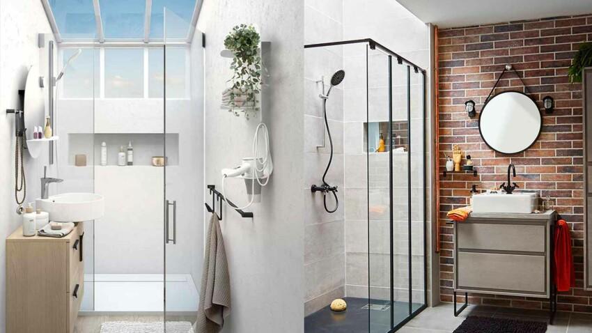 Comment aménager une douche dans une petite salle de bains ?