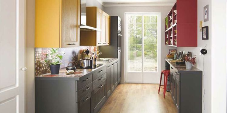 Comment aménager une cuisine couloir